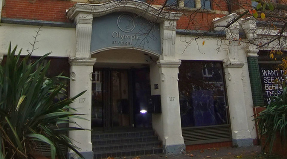 Olympic Studios Reborn
