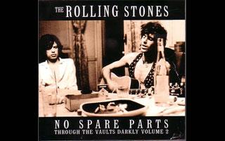 No Spare Parts on vinyl