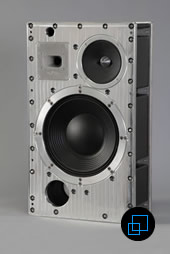 Flagship active speaker chosen by Kimsey for the Olympic Atmos installation.