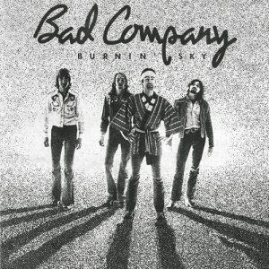 Bad Company Burnin'_Sky album