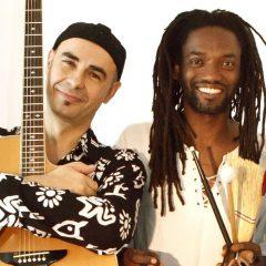 LIVE: Antonio Forcione & Adriano Adwale   June 13