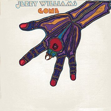 Jerry Williams | 'Gone' Reissue is Finally Here!