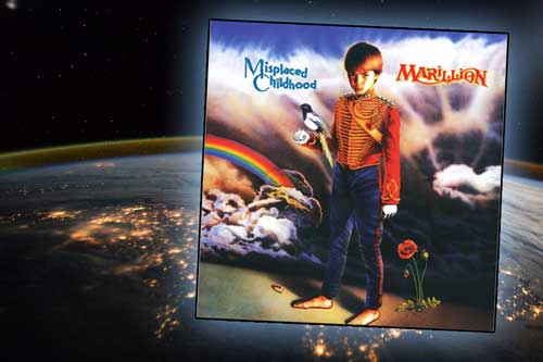 Album | Marillion's 'Misplaced Childhood' Gets Played in SPACE!