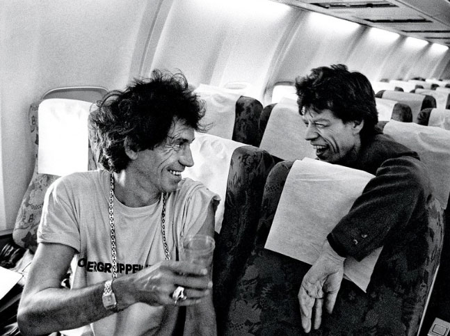 Vanity Fair | Inside Mick Jagger and Keith Richards's Five-Decade Bromance
