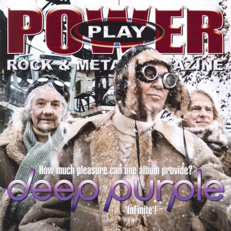Album Review | Erja Lyytinen from Powerplay Magazine