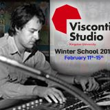 Winter School 2019 with Chris Kimsey | Visconti Studio