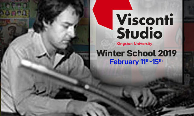 Winter School 2019 with Chris Kimsey | Visconti Studio