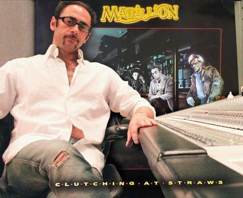 Album Review   Marillion – Clutching at Straws Reissue