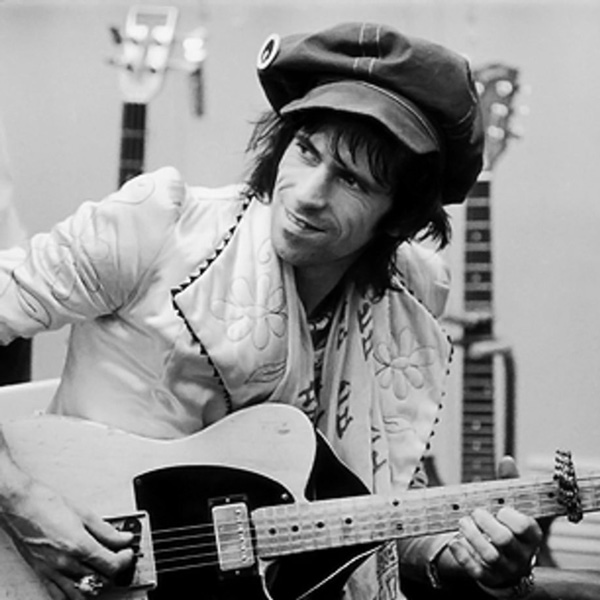 Rolling Stones Outtake Featuring Keith Richards & Kristi Kimsey on Vocals