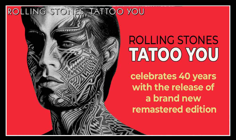 Pre-Order |Tattoo You (2021 Remaster)