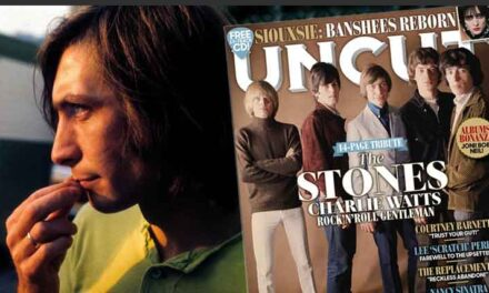 """UNCUT Magazine 